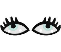 Fancy Eyes Sneaker Patches   Damen (Unisize)