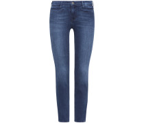 Paris Mid Rise Cropped 7/8-Jeans Slim | Damen (24;26;27)