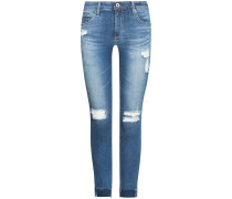 The Middi Ankle Jeans Mid-Rise | Damen