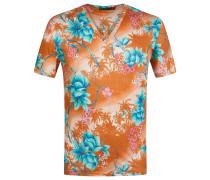 Leinen-T-Shirt | Herren
