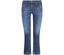 Drew 7/8-Jeans Flare | Damen