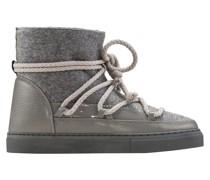 Felt Sneaker Boots