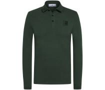 Langarm-Polo Slim Fit | Herren