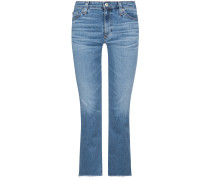 The Isabelle 7/8-Jeans High-Rise Straight Crop | Damen