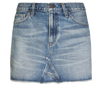 Cut Off Jeansrock