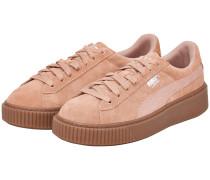 Platform Animal Sneaker | Damen
