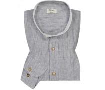 Xandi Leinen-Trachtenhemd