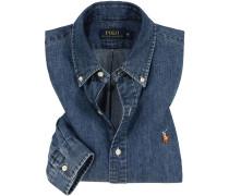 Jeanshemd Custom Fit | Herren