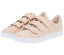 Basket Strap Exotic Skin Sneaker | Damen