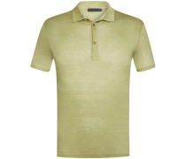 Leinen-Poloshirt | Herren