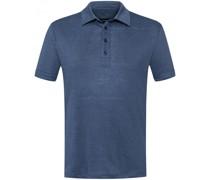 Leinen-Polo-Shirt