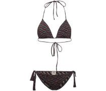 Karo Bikini | Damen (36;38;40)