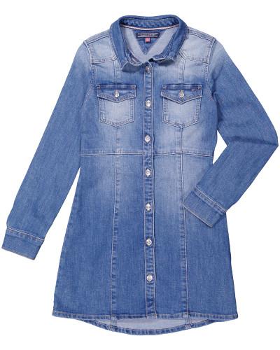 Mädchen-Jeanskleid | Mädchen