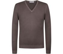 Cashmere-Pullover   Herren (50;52;56)