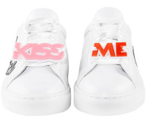 Kiss Me Sneaker Patches