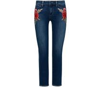 Jacqueline 7/8-Jeans High Rise Straight Crop | Damen