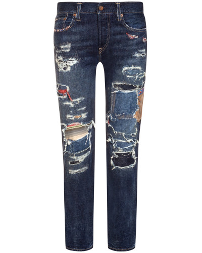 The Avery 7/8-Jeans Mid Rise Boyfreind