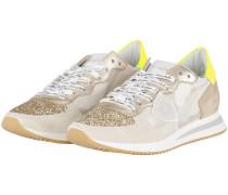 Camou Glitter Sneaker