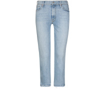 The Insider Crop 7/8-Jeans High Rise