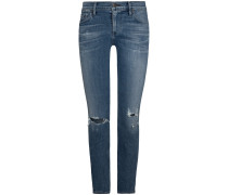 Rocket Crop 7/8-Jeans High Rise Skinny   Damen