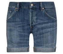 Skyler Jeansshorts Low Rise Loose Fit