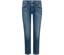 Elsa 7/8-Jeans Midrise Slim Fit Crop