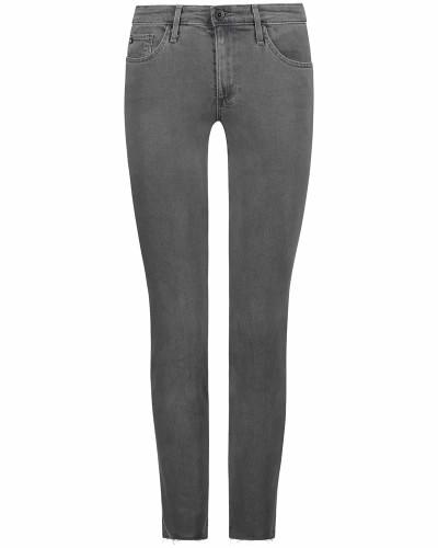 The Prima Jeans Mid Rise Cigarette Ankle