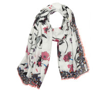 Floral Softness Printed Schal   Damen (Unisize)