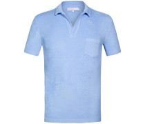 Terry Frottee-Polo-Shirt