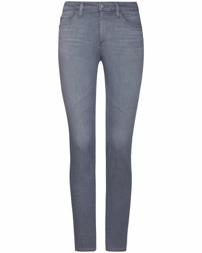 The Prima Jeans Mid Rise Cigarette Leg
