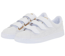 Basket Strap Exotic Skin Sneaker | Damen (38;39;40)