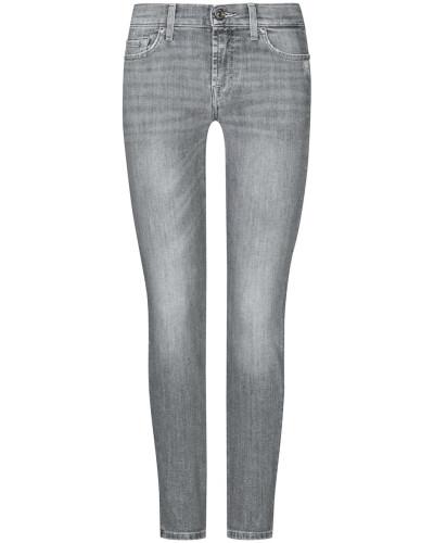The Skinny Crop Jeans Slim Illusion
