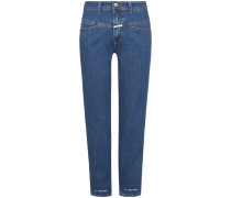 Pedal Pusher 7/8-Jeans High Rise
