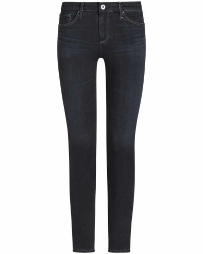 The Prima Jeans Cigarette Leg Mid Rise