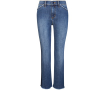 7/8-Jeans Mid Rise
