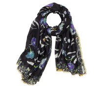 Floral Softness Printed Schal | Damen (Unisize)