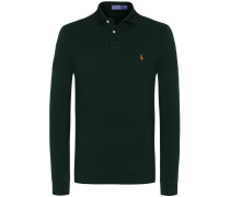 Langarm-Polo Slim Fit | Herren