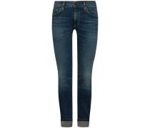 Jazmin Ankle 7/8-Jeans Cuffed Slim Straight | Damen