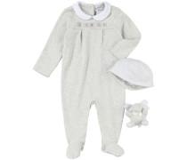 Baby-Strampler 3er-Set   Unisex (62;68;74)