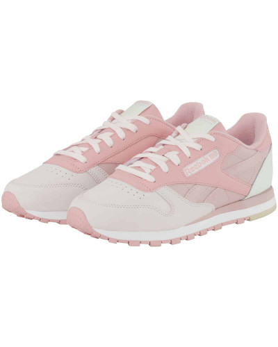 Reebok Damen Classic Leather PM Sneaker