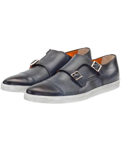 Santoni Herren Ghsigtu Sneaker Komfortabel Günstig Online Rabatt Aaa Wahl Verkauf Online EhFUYajwv