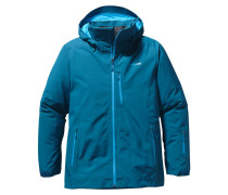 "patagonia ""Insulated Powder Bowl Jacket (underwater blue)"""