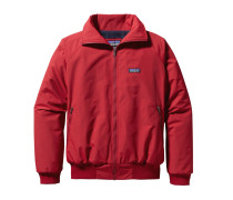 Shelled Synchilla Jacket (classic red)