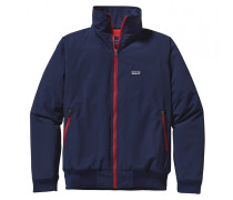 Shelled Synchilla Jacket (blau)