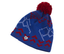 "Black Crows ""Bolivia Beanie (navy/red/grey)"""