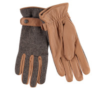 Handschuhe Belton Rum Leather