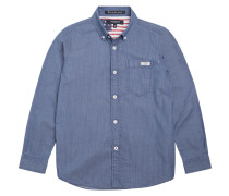 Hemd Cole Alec Regular Fit Navy Faded