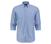 Hemd Henry Bill Custom Fit Königsblau