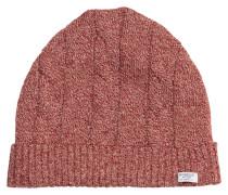 Mütze Ben Cable Bordeaux