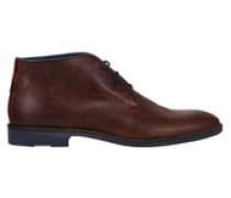 Schuhe Firenze Dunkelbraun